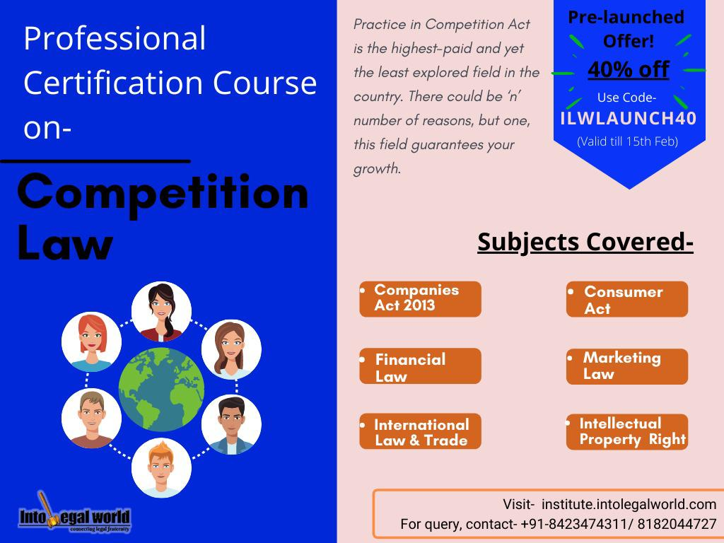 Competition Law Offer